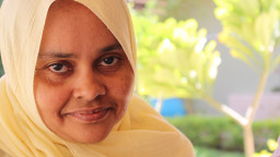 Rahma, Project Manager, ADD International
