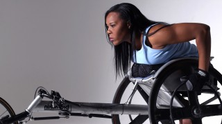 Anne Wafula-Strike at the Paralympics