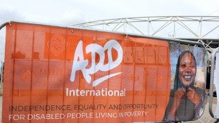 An ADD International Banner