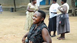 A special education teacher Uganda